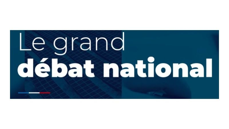 GRAND DEBAT NATIONAL - SYNTHESE (mise à jour)