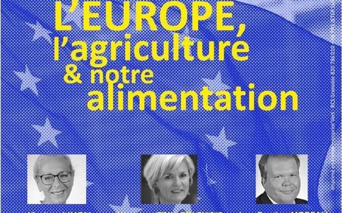 EUROPE AGRICULTURE & NOTRE ALIMENTATION